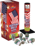 Product Image for Festival Balls Slim Box